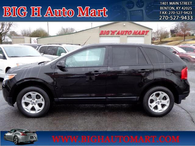 2014 Ford Edge SEL AWD