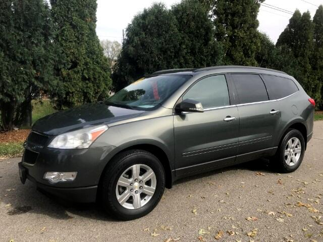 2011 Chevrolet Traverse LT AWD