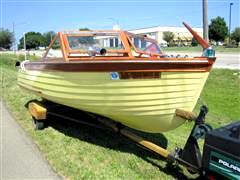 1957 Thompson Boat