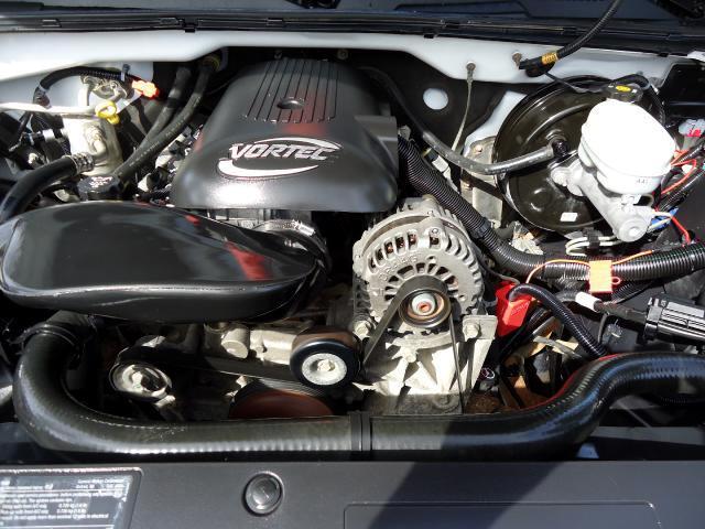 2005 Chevrolet Silverado 1500 Z71 Crew Cab 4WD