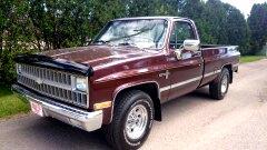 1982 Chevrolet C/K 20