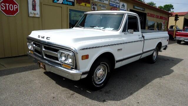 1970 GMC 1500 CUSTOM