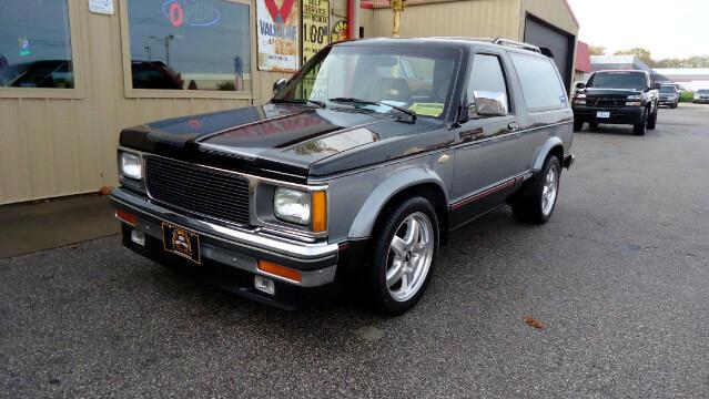 1985 Chevrolet S10 Blazer 4WD