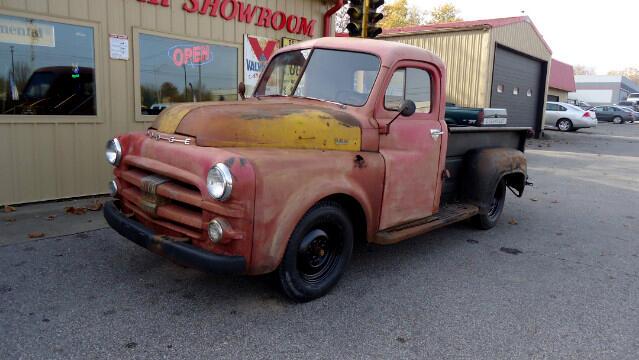 1953 Dodge 5 window