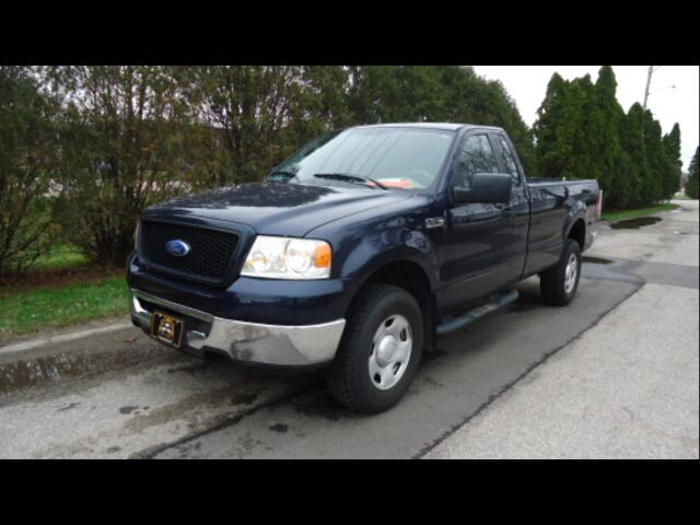 2006 Ford F-150 XLT Long Bed 4WD