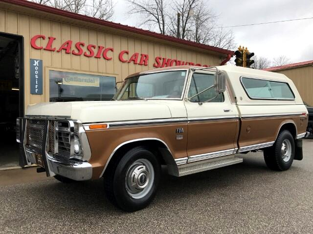 1974 Ford F-350 2WD