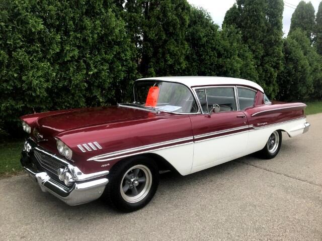 1958 Chevrolet 2 Door