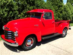 1949 Chevrolet Trucks Pickup