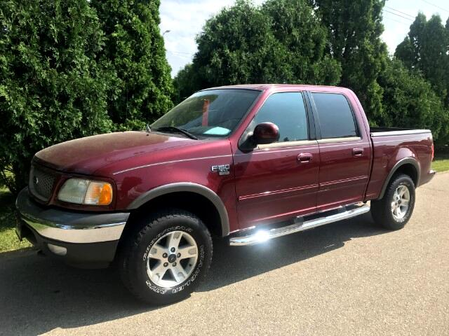 2003 Ford F-150 XLT SuperCrew 4WD