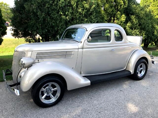 1936 Ford Coupe 5 Window Lowboy