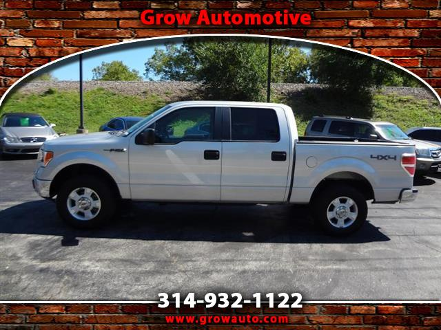 2009 Ford F-150 SuperCrew 4WD