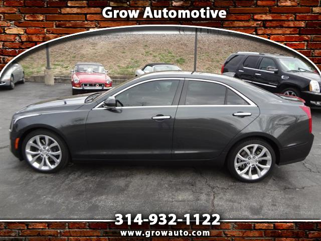 2015 Cadillac ATS 3.6L Performance AWD