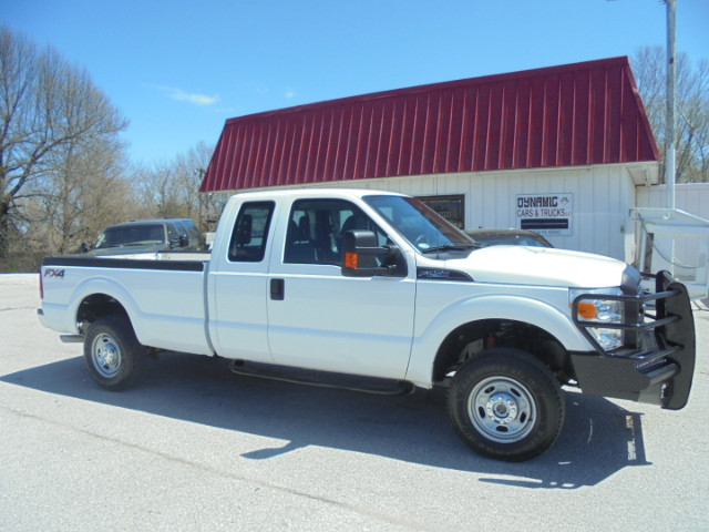 2015 Ford F-250 SD XL SuperCab Long Bed 4WD FX4
