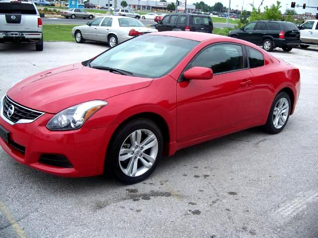 used nissan altima coupe for sale springfield mo cargurus. Black Bedroom Furniture Sets. Home Design Ideas