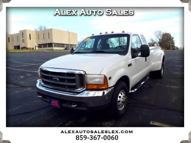 2000 Ford F-350 SD XL SuperCab 2WD DRW