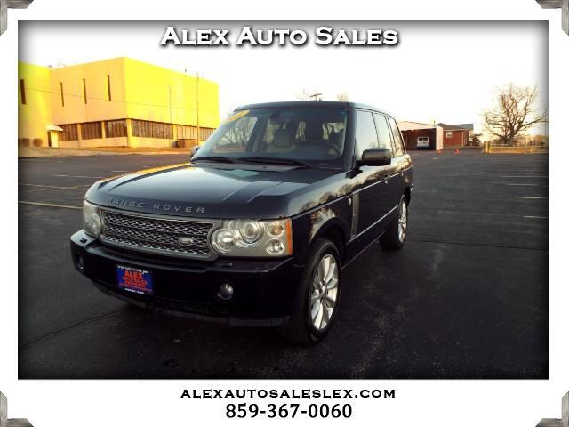 Buy Here Pay Here Lexington Ky >> Buy Here Pay Here 2007 Land Rover Range Rover For Sale In Lexington