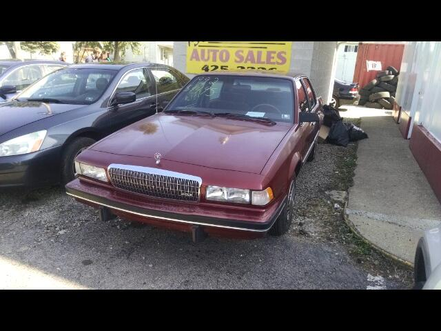 1992 Buick Century Special