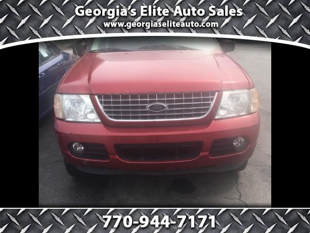 2004 Ford Explorer 4 Door