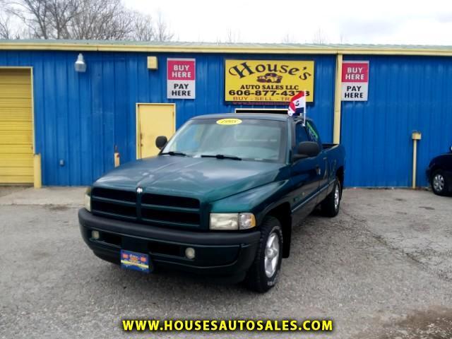 1998 Dodge Ram 1500 Quad Cab 6.5-ft. Bed 2WD