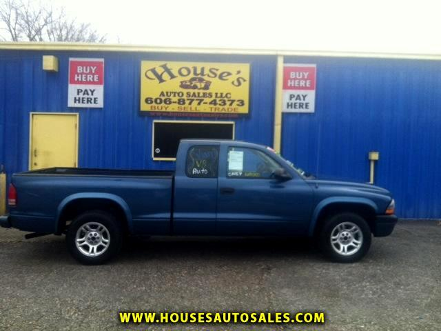 2004 Dodge Dakota Sport Club Cab 2WD