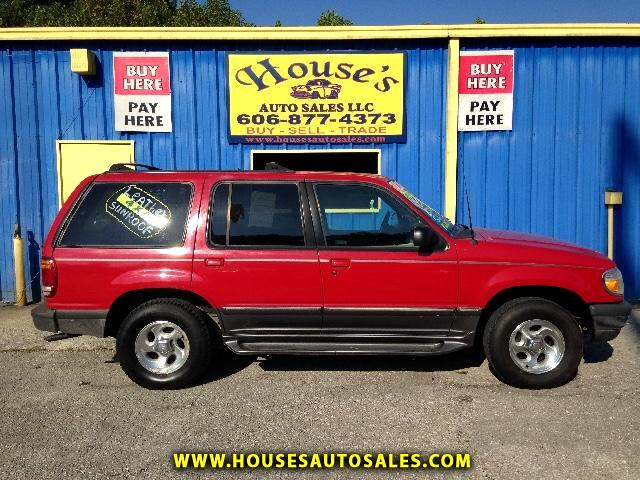 1998 Ford Explorer XL 4-Door 4WD