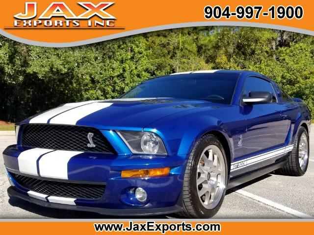 2009 Ford Shelby GT500 Coupe