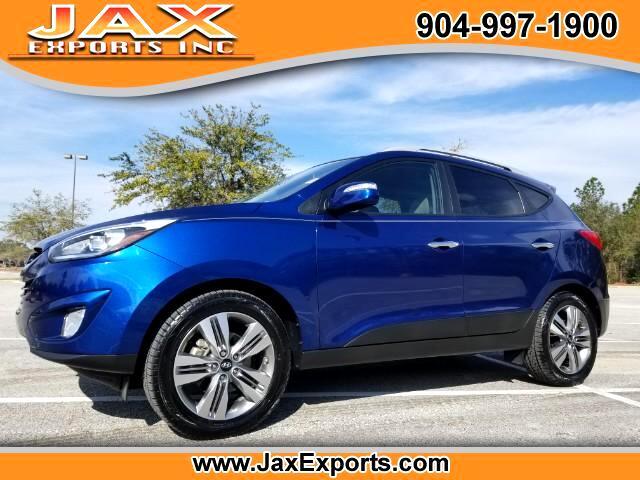 2014 Hyundai Tucson FWD 4dr Auto Limited