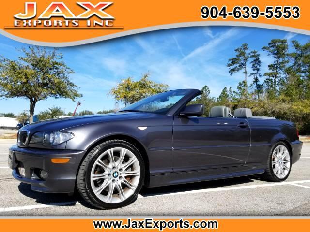 2005 BMW 3-Series 330Ci convertible