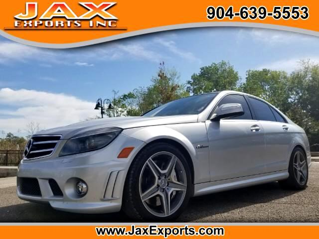 2008 Mercedes-Benz C-Class C63 AMG Sport Sedan