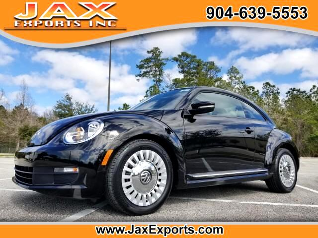 2014 Volkswagen Beetle 2.5L w/Sunroof Sound & Nav
