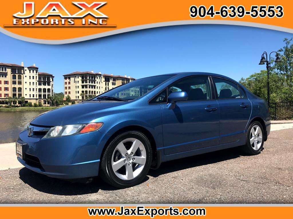 2008 Honda Civic Sdn 4dr Auto EX