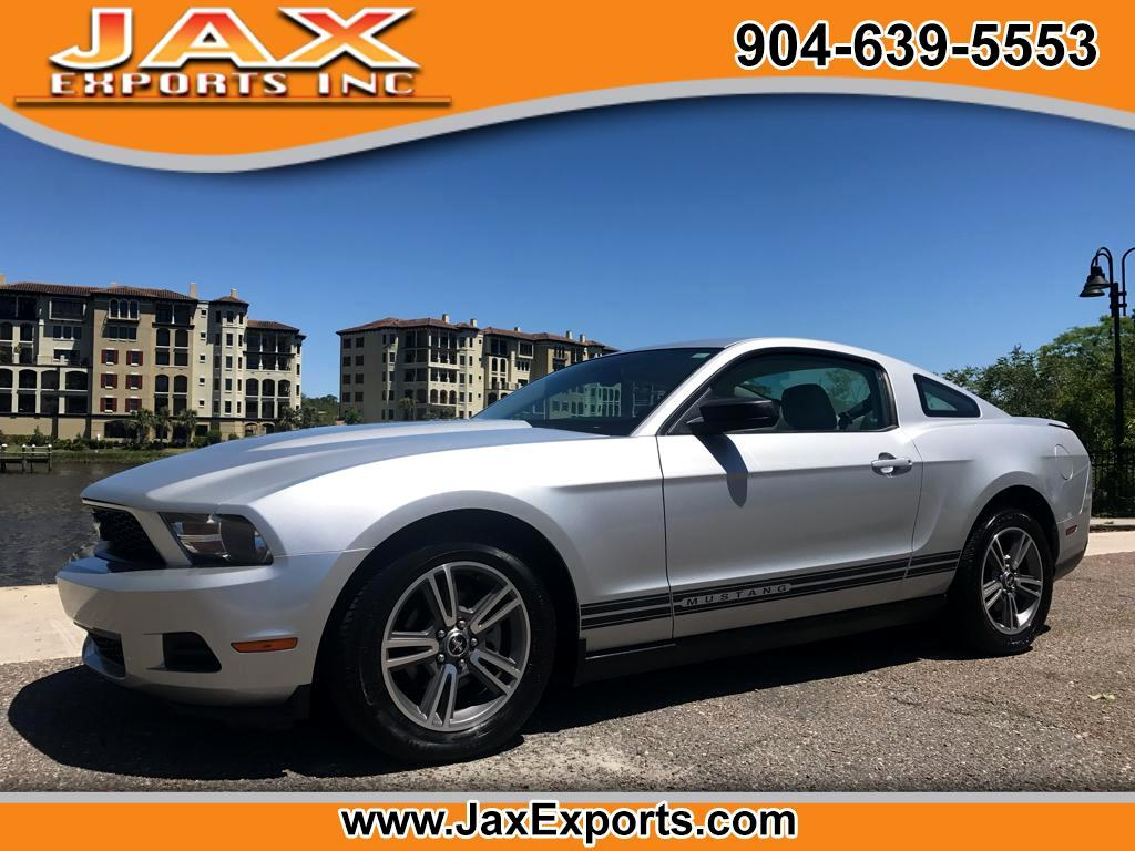 2010 Ford Mustang 2dr Cpe V6