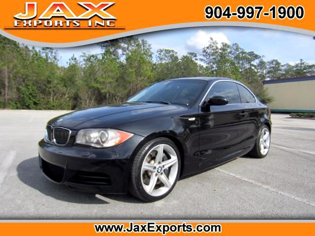 2009 BMW 1-Series 135i Coupe