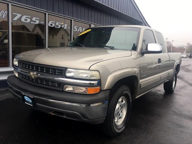 2000 Chevrolet Silverado 1500 LS Ext. Cab 4WD