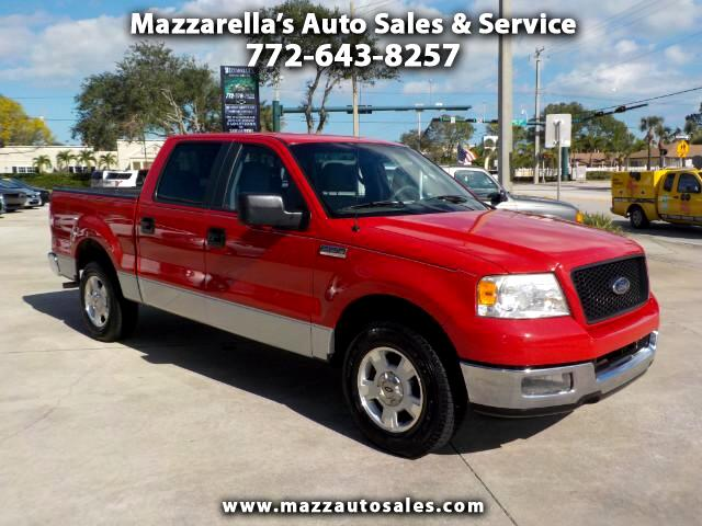 2005 Ford F-150 XLT SuperCrew 2WD