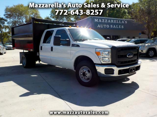 2016 Ford F-350 SD XL Crew Cab Long Bed DRW 2WD