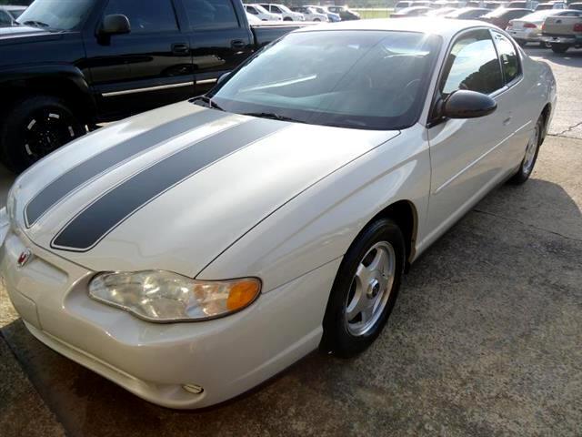2003 Chevrolet Monte Carlo LS