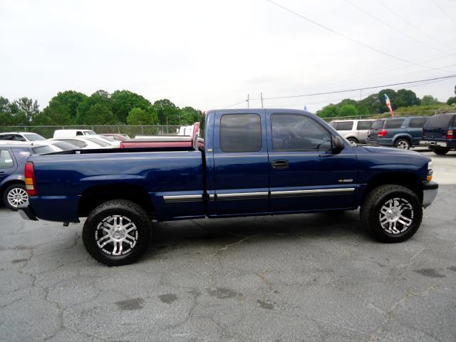 Used 2001 Chevrolet Silverado For Sale In Atlanta Ga 30120