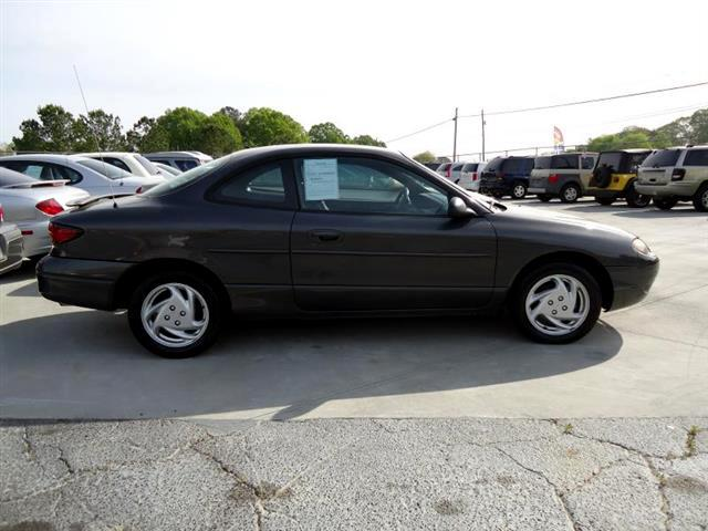 2002 Ford ZX2 Standard