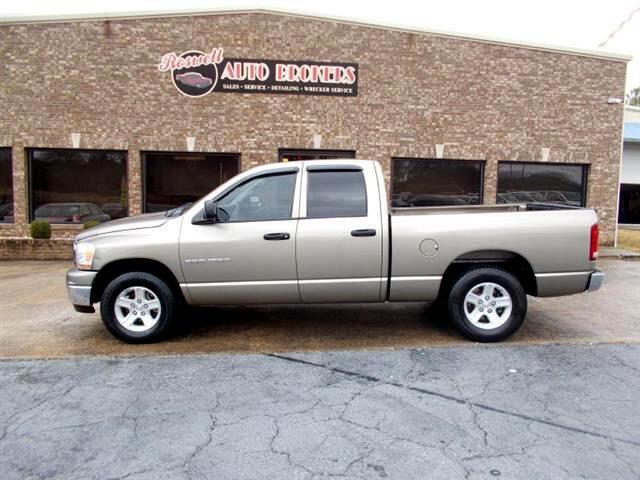 2006 Dodge Ram 1500 ST Quad Cab 2WD