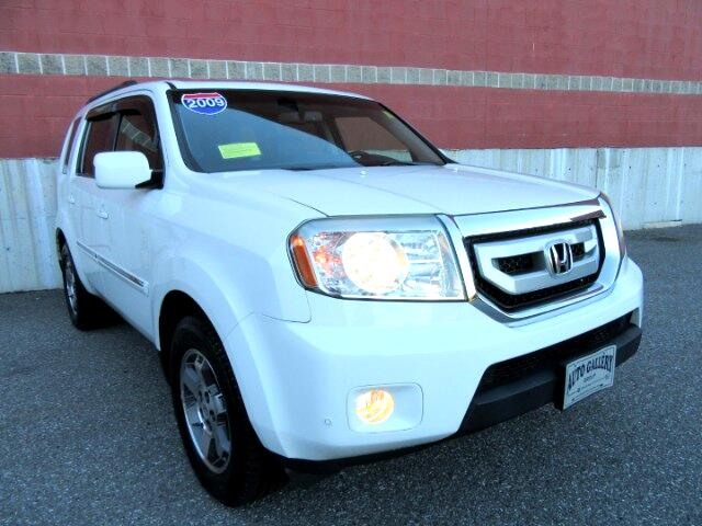 2009 Honda Pilot Touring 4WD with DVD