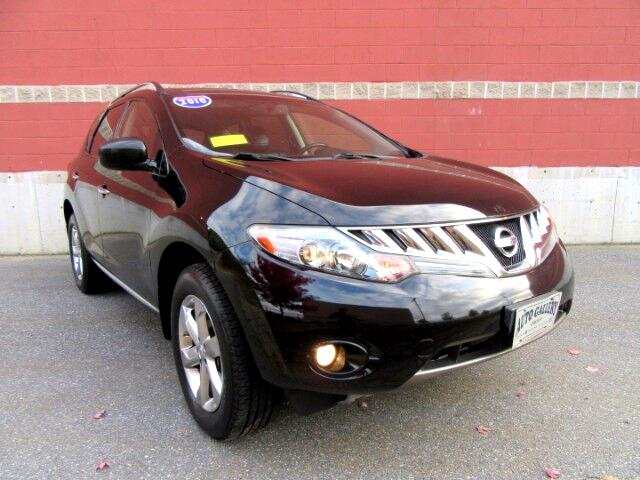 2010 Nissan Murano SL AWD LEATHER SKY VIEW MOON ROOF