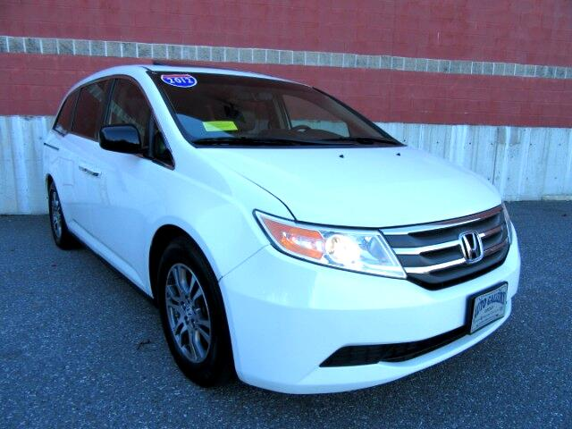 2012 Honda Odyssey EX-L LEATHER DVD ENTERTAINMENT