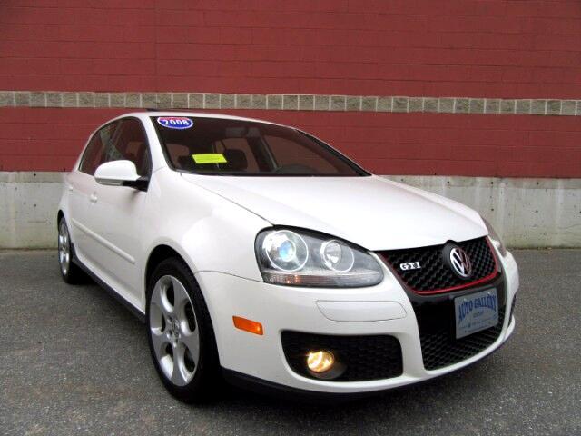 2008 Volkswagen GTI 2.0T Sedan 6 Speed Manual