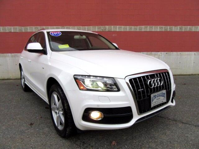 2012 Audi Q5 3.2 Quattro 3.2 FSI Prestige Navigation Backup Cam