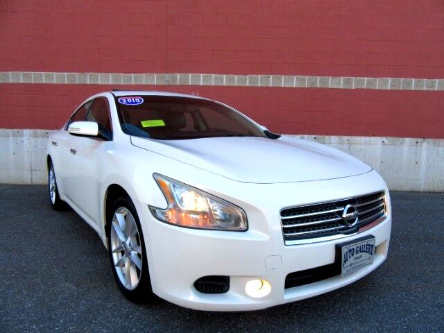 2010 Nissan Maxima SV LEATHER MOON ROOF