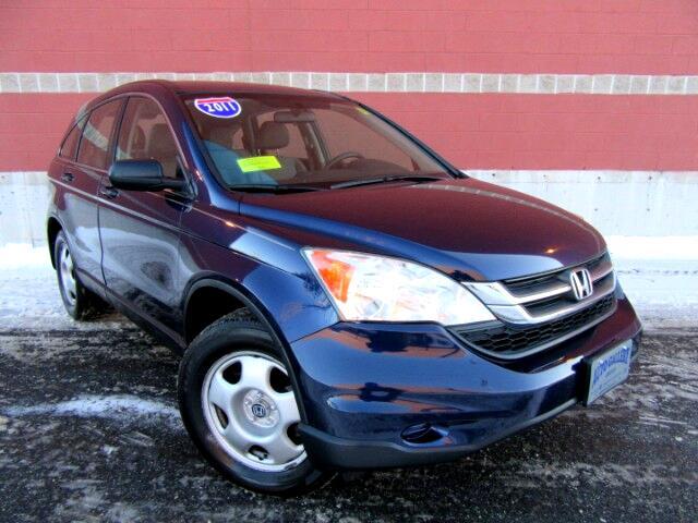 2011 Honda CR-V LX 4WD 5-Speed AT