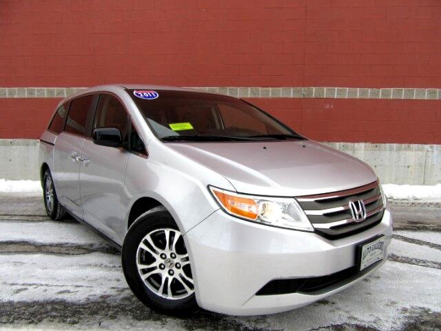 2011 Honda Odyssey EX 8 Seating
