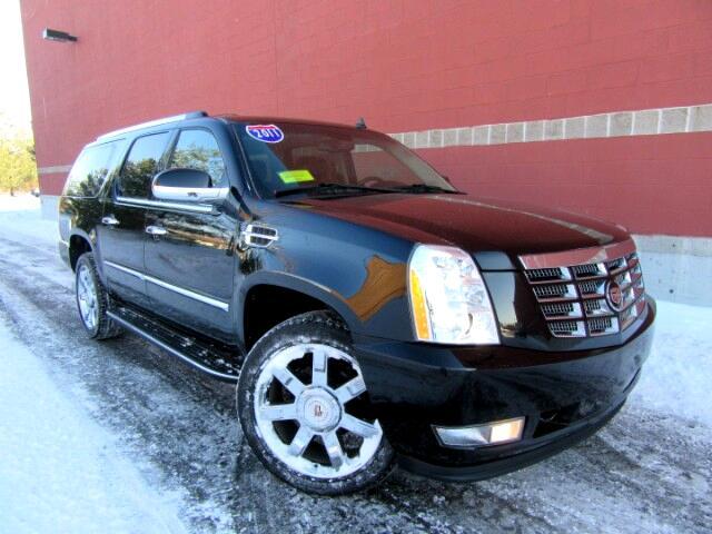 2011 Cadillac Escalade ESV  AWD LUXURY NAVIGATION DVD ENTERTAINMENT