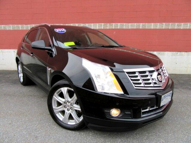 2014 Cadillac SRX Performance Collection AWD Navigation Backup
